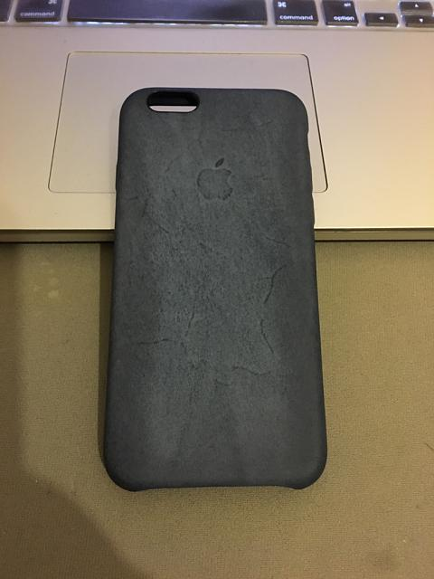 I did the unthinkable with my Apple Leather case-imageuploadedbyimore-forums1456526714.353482.jpg