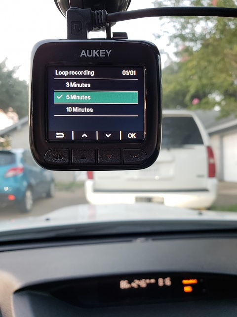 [REVIEW] AUKEY Dashboard Camera (DR01)-11.jpg