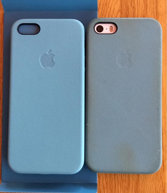 How's your Apple iPhone 5/5s leather case holding up?-imageuploadedbytapatalk1406908559.274606.jpg
