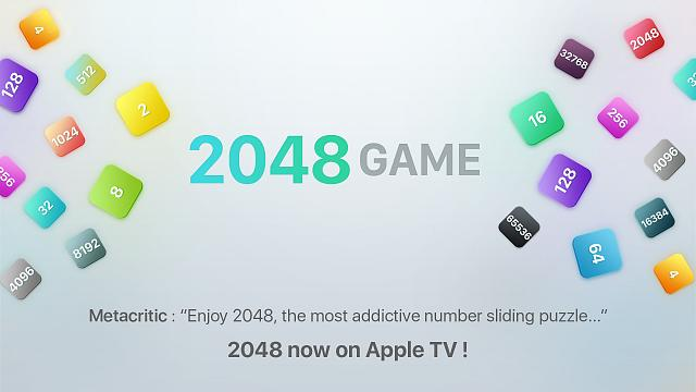 2048 Next! - Our AppleTV Game Ready for sale-1.jpg