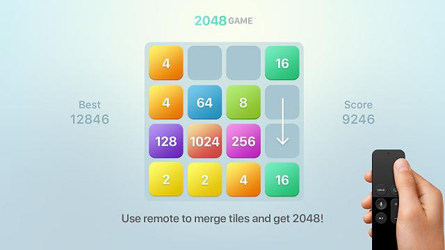 2048 Next! - Our AppleTV Game Ready for sale-2.jpg