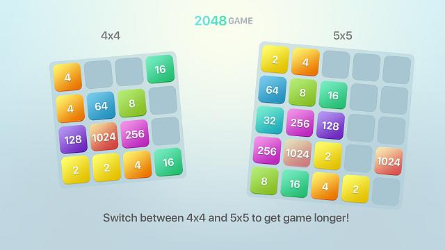 2048 Next! - Our AppleTV Game Ready for sale-3.jpg