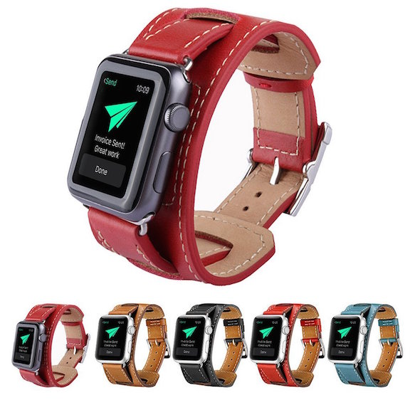 Do you plan to buy a lot of bands for your Watch?-red-watch-strap.jpg