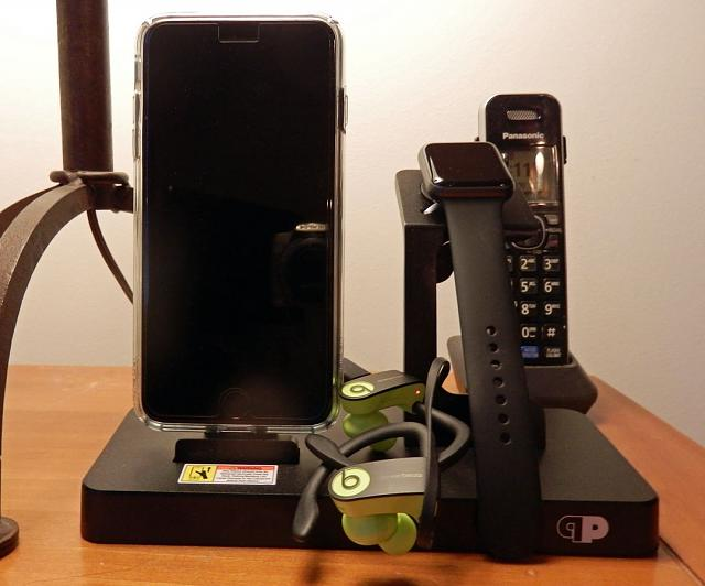 One Dock: Phone / Watch charger with extra USB ports-setup_charger.jpg