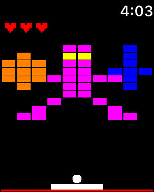 Brick Breaker Watch: simple classic game for Apple Watch-0x0ss.jpg