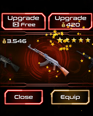 Zombie Overkill - top down shooter for Apple Watch-scr4.png