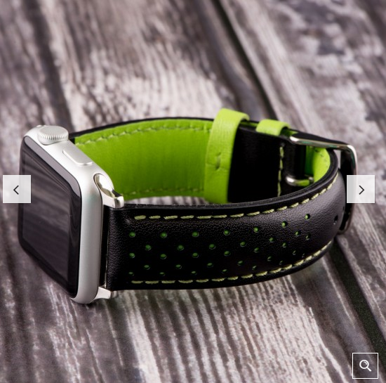 Best third party bands for Apple Watch-lime.png