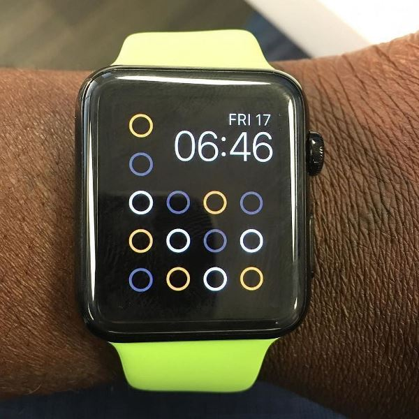 Show us your Apple Watch face!-lime-green.jpg