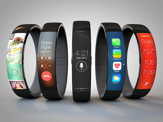 Beautiful iWatch Concept Features Nike Fuelband Form Factor-162681.png