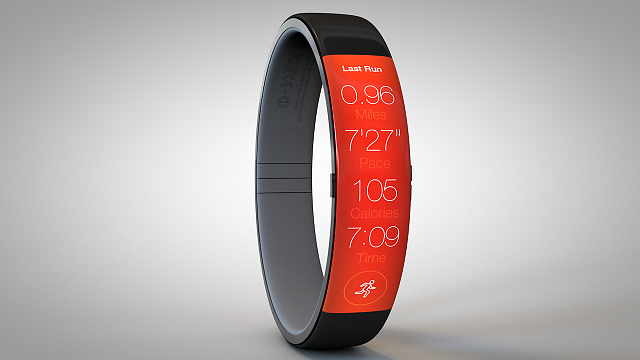 Beautiful iWatch Concept Features Nike Fuelband Form Factor-162675-1280.png