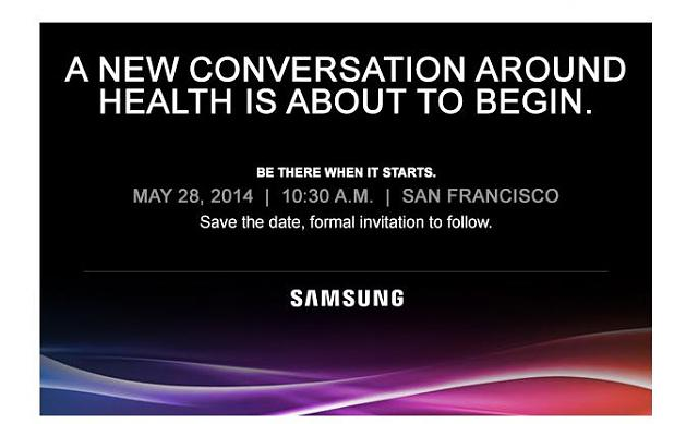 What did Samsung just present? health related event 28 may-sammsung-health.jpg