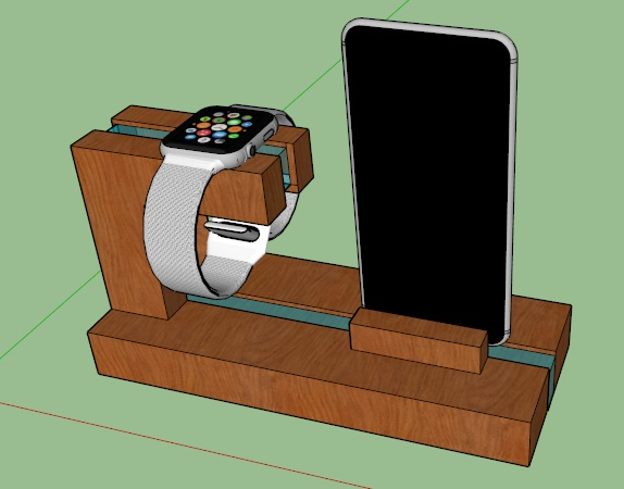 Apple Watch/iPhone Charging station ideas.-stand-1.jpg