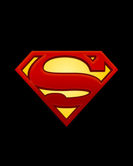 Apple Watch Wallpaper/Watch Face-superman_black.png