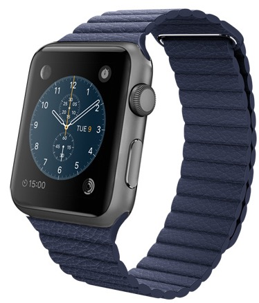 Apple Watch Space Grey Sport with Leather Band and other Combination Thoughts-fullsizerender.jpg