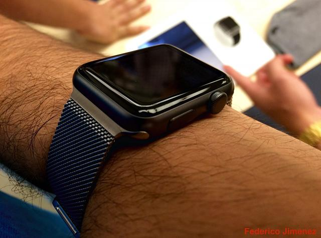 Apple Watch Space Grey Sport with Leather Band and other Combination Thoughts - iPhone, iPad ...