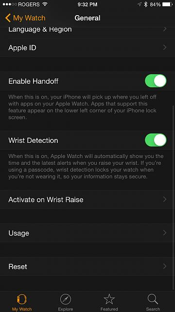 To disable the Apple Watch display from turning on automatically, follow these instructions!-wrist-raise-app.jpg