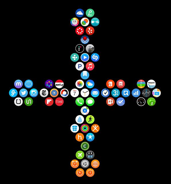 What's on your Apple Watch home screen?-watch-clusters_fred-berthelot.jpg