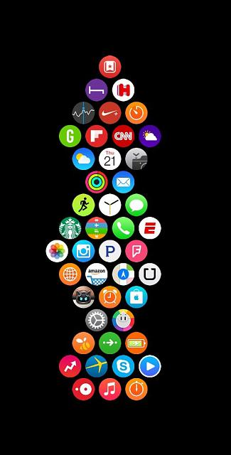 What's on your Apple Watch home screen?-imoreappimg_20150521_072050.jpg