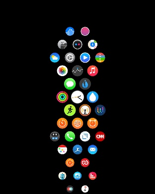 What's on your Apple Watch home screen?-imageuploadedbytapatalk1433442148.709497.jpg