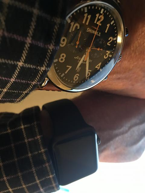 Anyone wearing the AW with a traditional watch?-fullsizerender-2.jpg