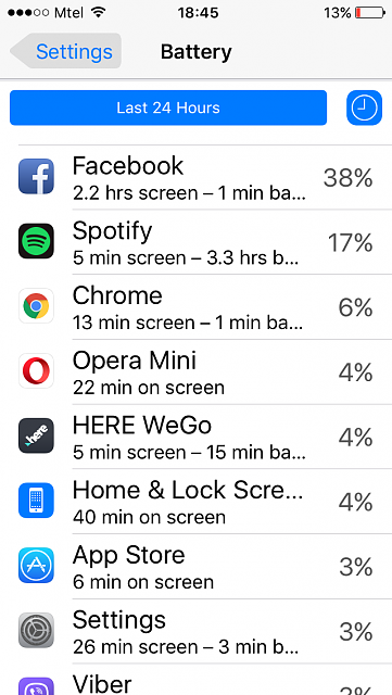 My SE has really awful battery life. Could it be defected?-img_0016.png