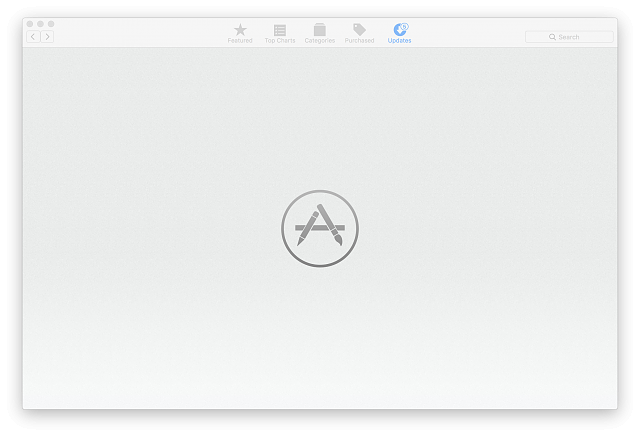 Why isn't my OS X app store showing anything?-appstore.png