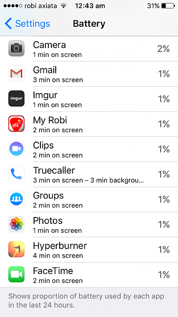 Is the battery on my iPhone SE working as expected?-halfsfm.png