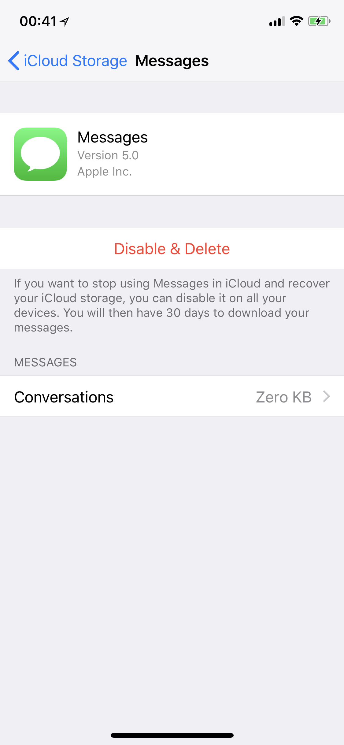 Can you find deleted messages on apple watch