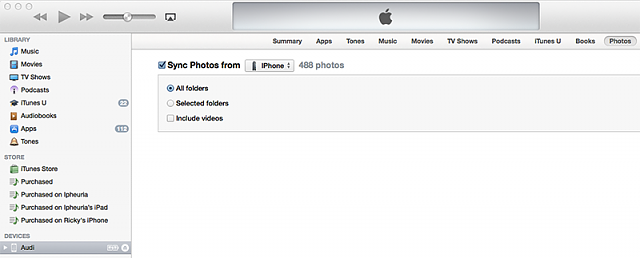how to delete synced photos from ipad ifunbox