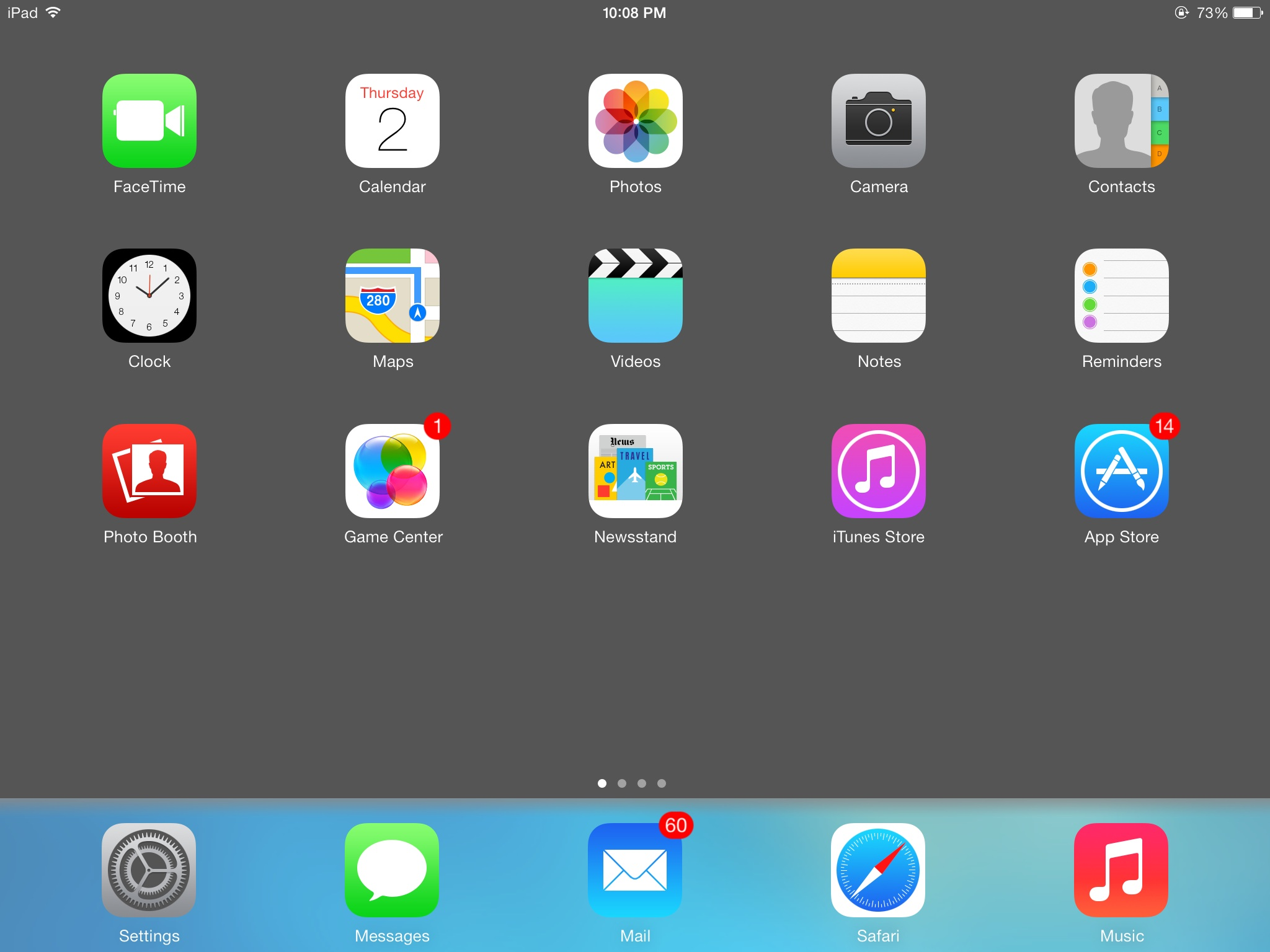 iPad gray background - iPhone, iPad, iPod Forums at iMore.com