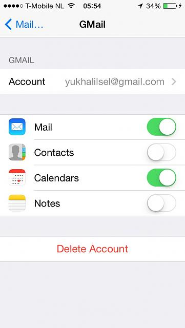 I don't want Iphone contacts to import onto my Gmail account-imageuploadedbytapatalk1399694128.718050.jpg
