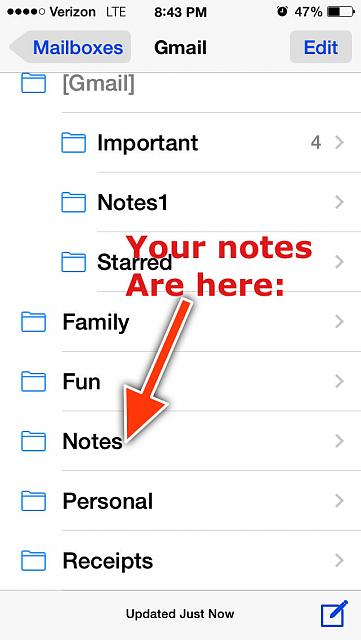 How can I retrieve the notes that have disappeared from my iPhone?-imageuploadedbytapatalk1403660965.233120.jpg