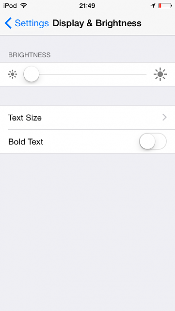 Why am I unable to find the Auto-Brightness button after the iOS 8.0.2. update?-img_1850.png