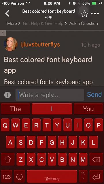 What is the best colored fonts keyboard app to download from the App Store?-imageuploadedbytapatalk1437920841.340534.jpg
