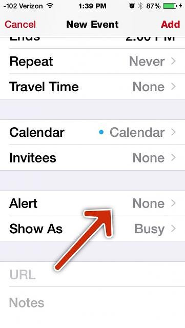 Where do I find the 'event alert' in calendar settings?-imageuploadedbytapatalk1438195247.200433.jpg