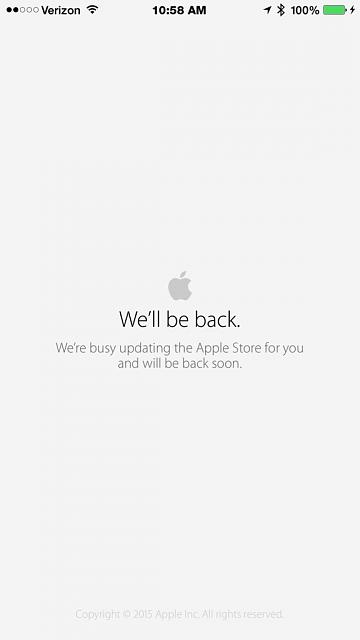 Apple Store is Down-imageuploadedbytapatalk1441810859.657136.jpg