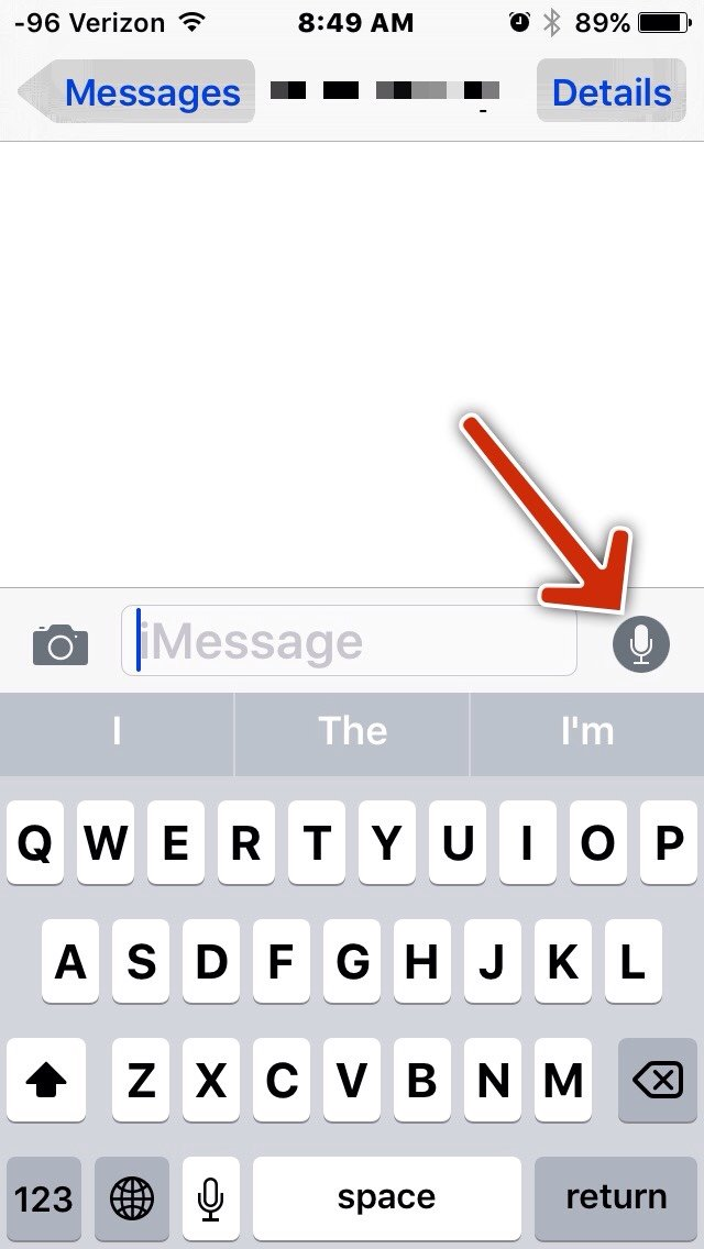 how to make snapchat text longer iphone