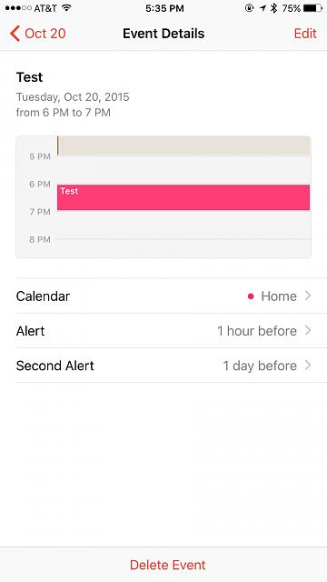 Calendar alerts can't be set to two separate times-imageuploadedbytapatalk1445204205.187486.jpg
