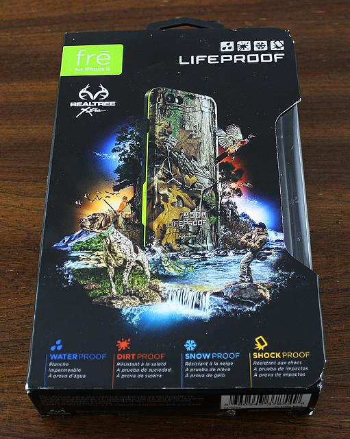 info for 35748 f4b04 Review: LifeProof Frē REALTREE Xtra Lime Case for iPhone 6 - iPhone ...