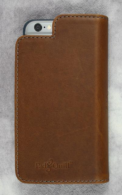 online retailer 1ab5d b1daf Review: Pad & Quill Bella Fino iPhone Case & Watch Lowry Band ...