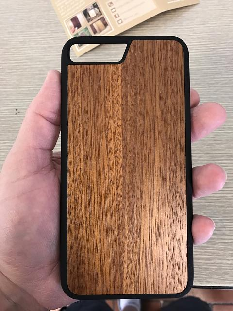 Cover-Up #WoodBack Case Review - iPhone 7+-thumb_img_3582_1024.jpg