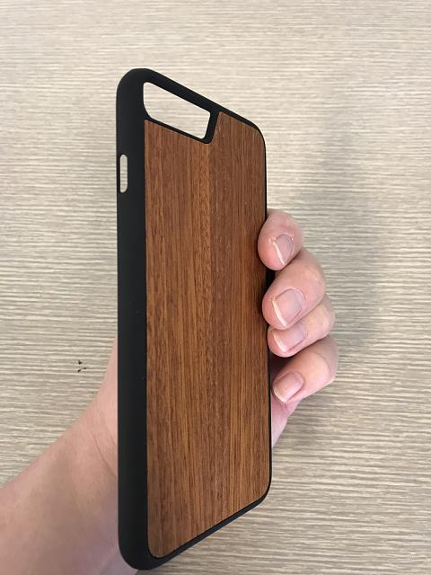 Cover-Up #WoodBack Case Review - iPhone 7+-thumb_img_3584_1024.jpg