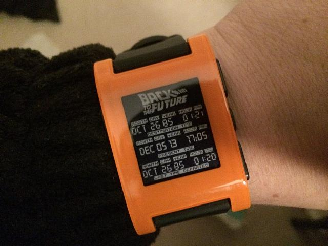 Back to the Future Pebble watch face!-photo-1310.jpeg