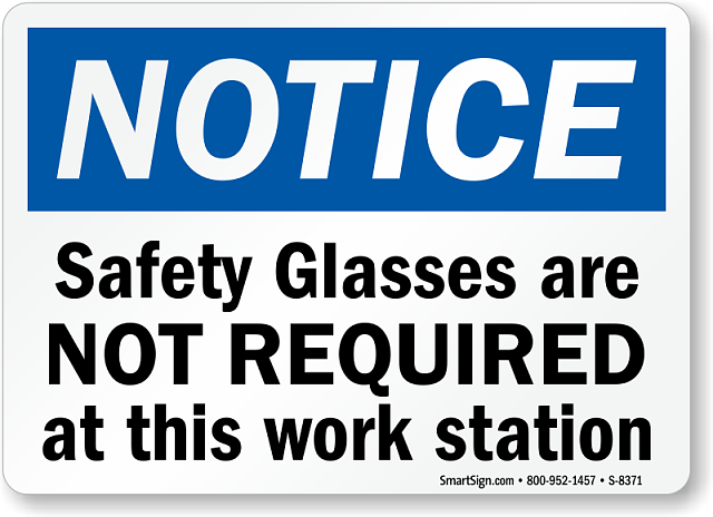 Forum Game: Numbers, Numbers-safety-glasses-not-required-sign-s-8371.png