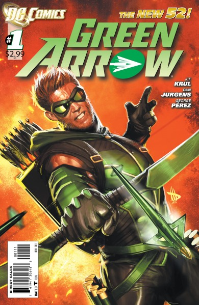 Forum Game: Comic, video game characters - A to Z-green-arrow_cover1_ds.jpg