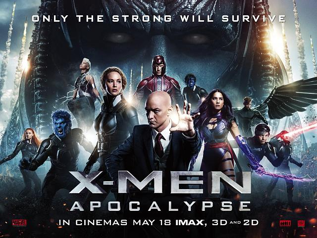 What's the last movie you watched.-x-men-apocalypse-launch-quad-poster.jpg