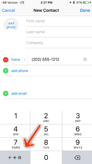 How do I save a phone number with an extension in my contacts?-img_1776.jpg