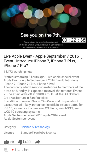 Waiting for the Apple iPhone 7 Event...-img_1473266415.448505.jpg