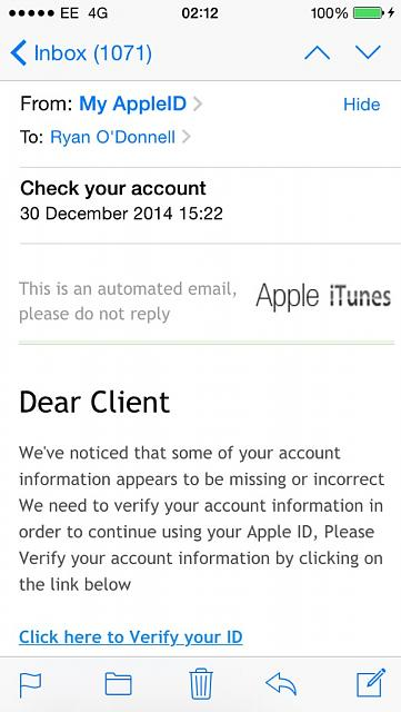 PSA - Be aware of scam attempts via iCloud mail-imoreappimg_20150107_021452.jpg