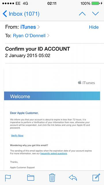 PSA - Be aware of scam attempts via iCloud mail-imoreappimg_20150107_021502.jpg
